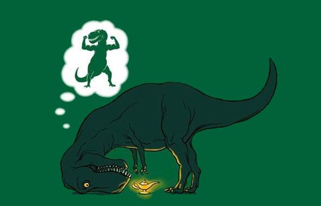 satirinhas-tiranossauro-rex