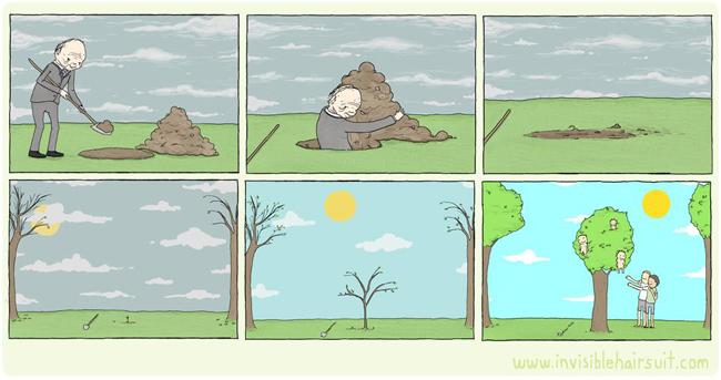 satirinhas-a-árvore-humana