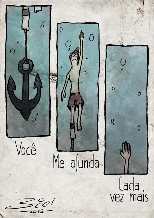 Você-me-afunda