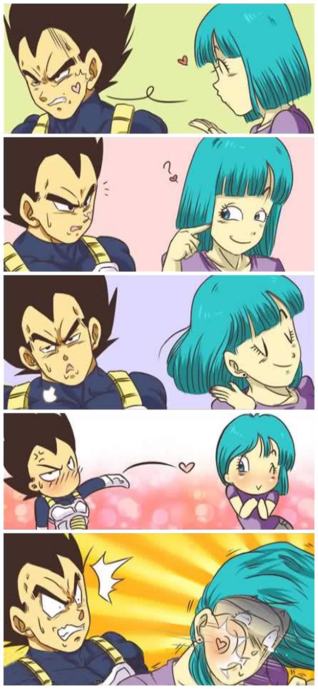 o-beijo-do-Vegeta