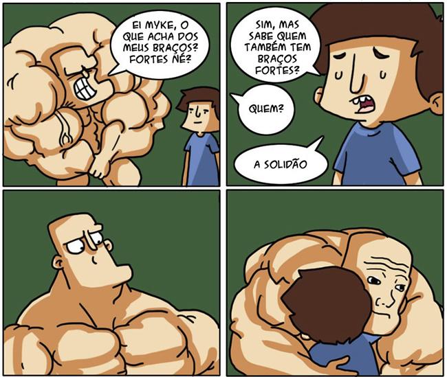 braços-fortes