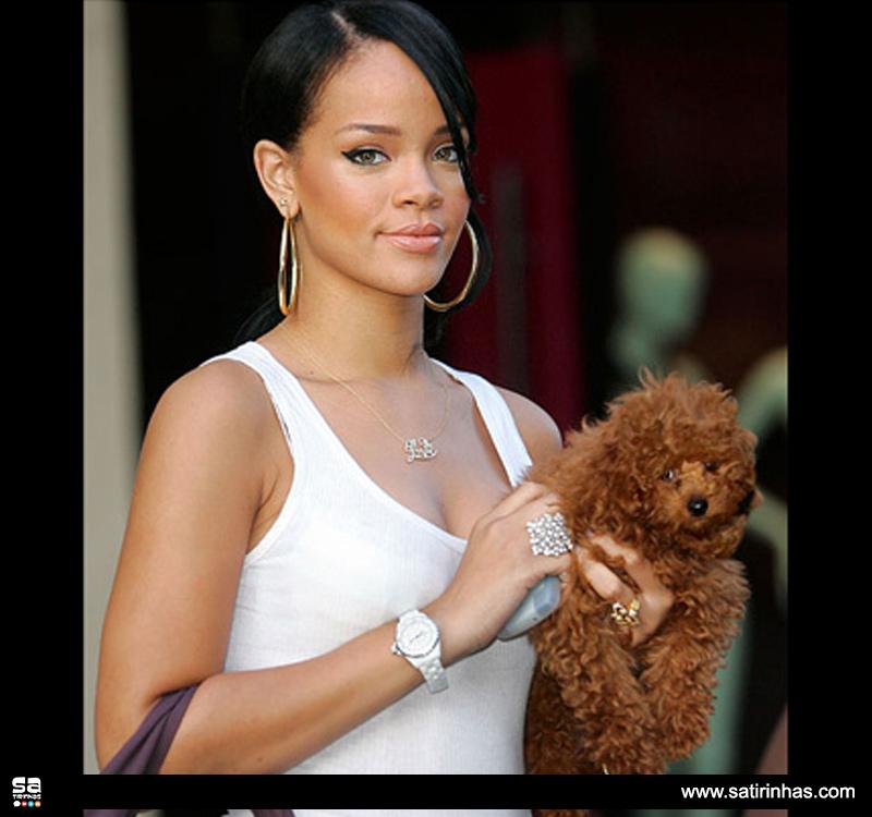 Rihanna-e-seu-cão