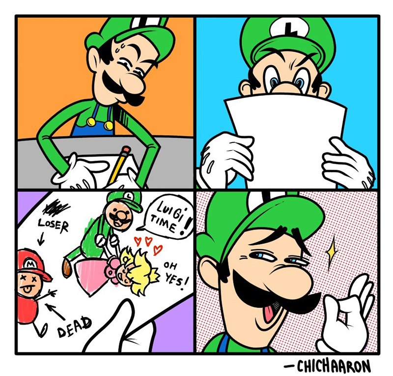 Luigi-safadinho