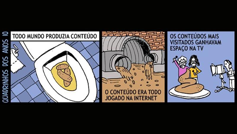 O falso intelectual e outras maravilhas da internet