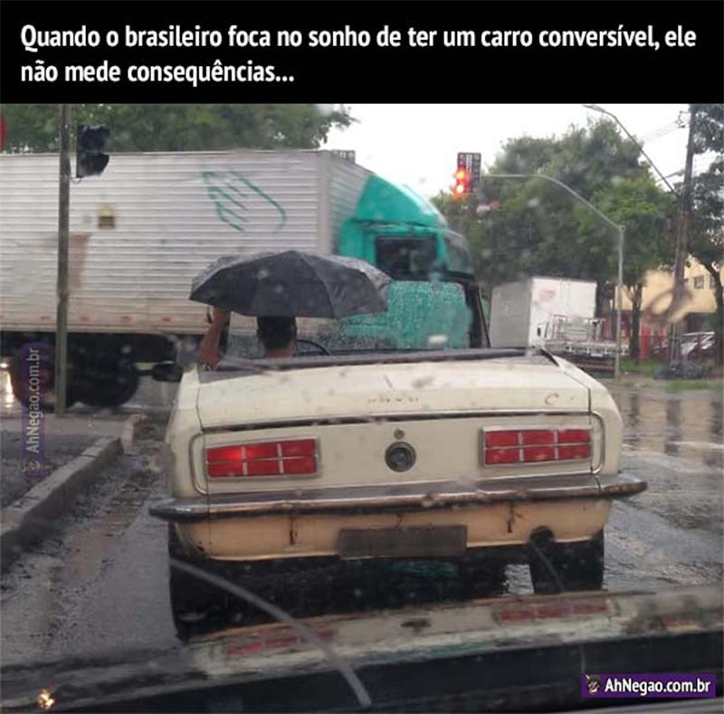 Histórias envolvendo a paixão do brasileiro pelo carro