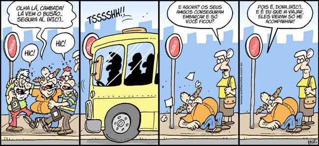 satirinhas-bêbado-no-ponto-do-ônibus