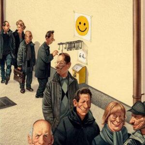 Você é feliz?