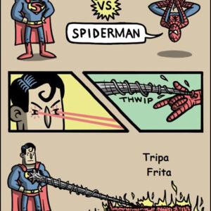 Superman x Homem-Aranha