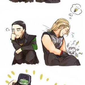 Thor é generoso