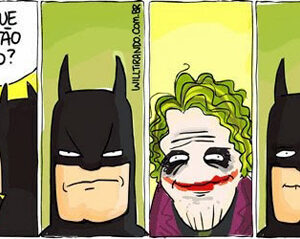 Batman x Coringa! O confronto final