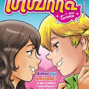 O beijo de Luluzinha e Bolinha