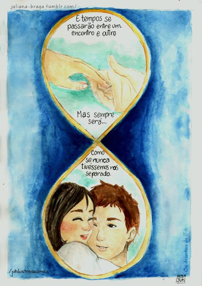 o-amor-é-eterno