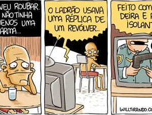 O exemplo da TV