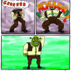 O incrível Shrek