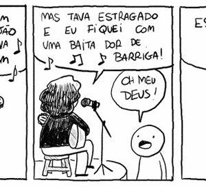 Uma música para mim!