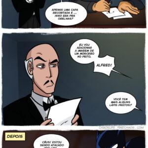 Por que ninguém gosta do Batman?