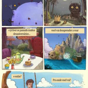 E quando seu mundo ficar pequeno demais?