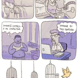 Você vive preso no futuro?