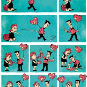 É difícil curar um coração machucado?