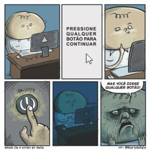 Pressione qualquer botão para continuar