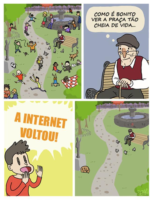 Coisas da internet