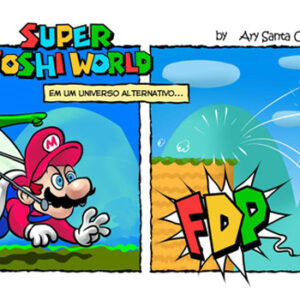 Super Mário em um universo paralelo