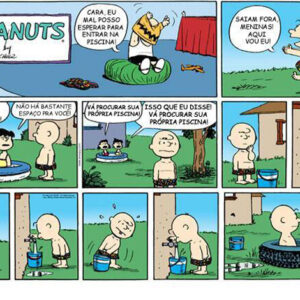 Tadinho do Charlie Brown