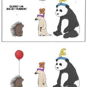Todo mundo pode ter um balão