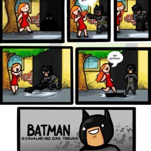 Batman é um cavalheiro