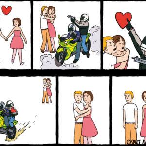 Amores roubados