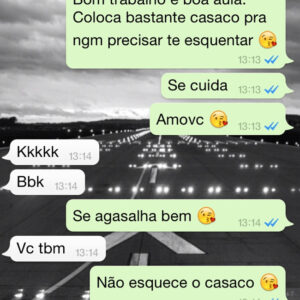 Ciúmes no whats