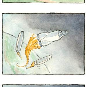 A grande viagem espacial