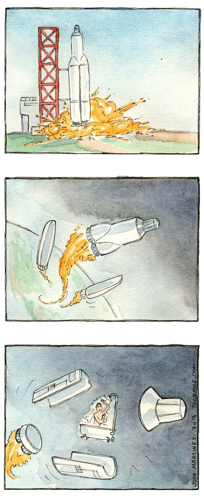 viagem-espacial
