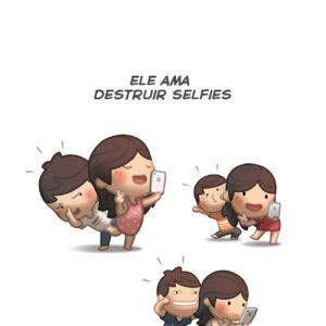 O destruidor de selfies
