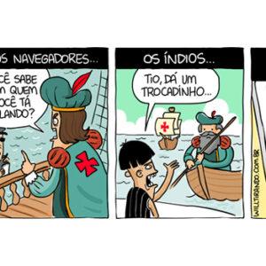 O redescobrimento do Brasil