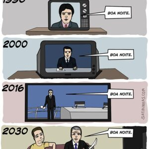 Como será o jornalismo no futuro?