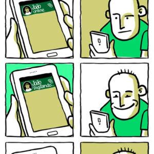 Veja como irritar um amigo no Whatsapp: