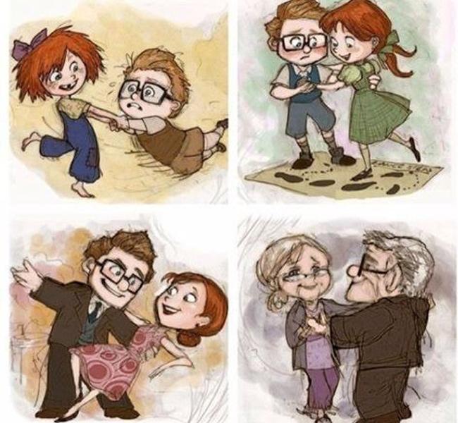 um amor pra vida toda