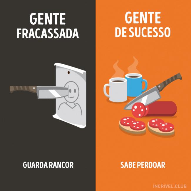 Gente fracassada x gente de sucesso (2)