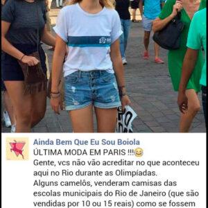 Quando os brasileiros decidem zoar os gringos