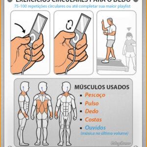 Exercícios para preguiçosos