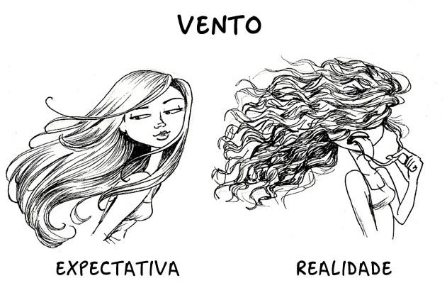 A verdade sobre o cabelo de uma mulher