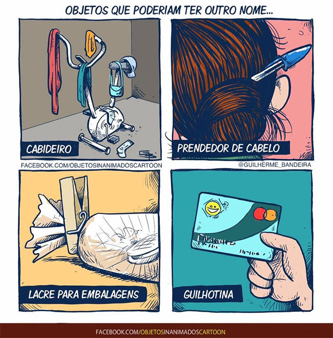 Fonte: Objetos Inanimados.
