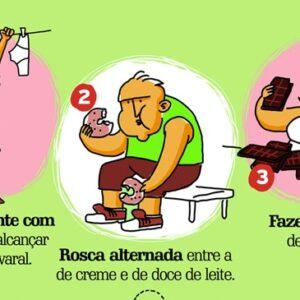 10 exercícios para pessoas sedentárias