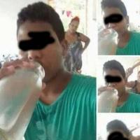 Beber água é perigoso!