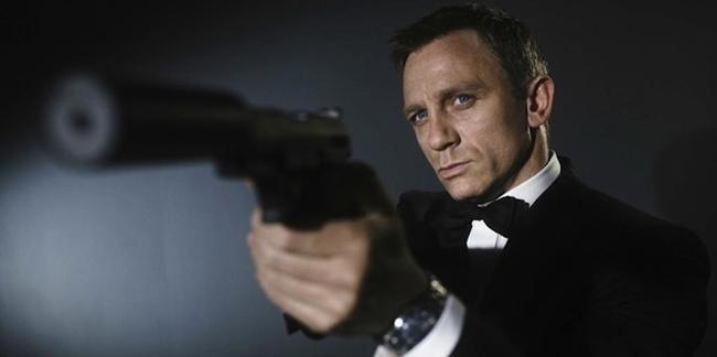 As melhores cenas de James Bond