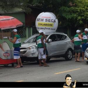 O povo brasileiro tem problemas com a Lei