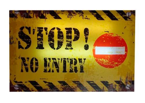 quadro-stop-no-entry-com-LED-johnlemon