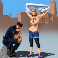 A justiça de alguns países em imagens preocupantes.