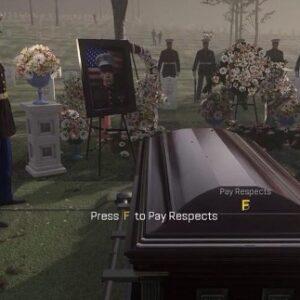 A triste morte de um amigo gamer